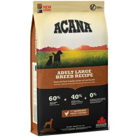 アカナ アダルトラージブリード 大型成犬用 11.4kg 並行輸入品