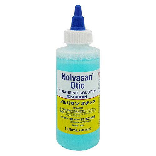 ノルバサン オチック(耳洗浄剤)118ml【送料無料】