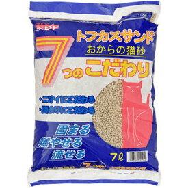 ペグテック トフカスサンド7L×4袋【送料無料】
