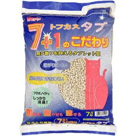ペグテック トフカスタブ 7L×4袋入【送料無料】