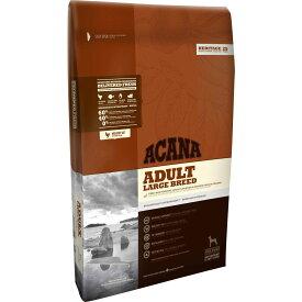 【訳あり】アカナ アダルトラージブリード 大型成犬用 11.4kg【送料無料】(並行輸入)