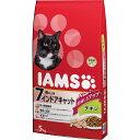【お取寄せ品】アイムス(国内) 7歳以上 インドアキャット チキン シニア猫用 5kg【送料無料】
