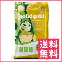 ソリッドゴールド ホリスティックブレンド 肥満/老犬用 12.93kg【送料無料】