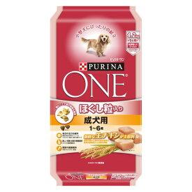 ピュリナワン ほぐし粒入り 1〜6歳 成犬用 チキン 4.2kg【送料無料】