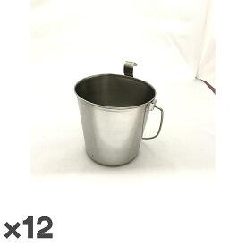 トムキャット ステンレス食器 バケツ 1.8L ×12入【送料無料】