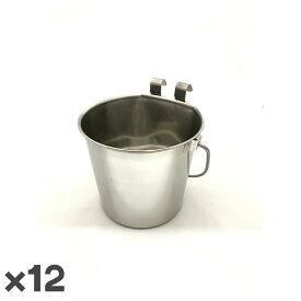 トムキャット ステンレス食器 バケツ型 3.6L ×12入【送料無料】