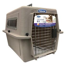 ペットメイト ウルトラ バリケンネル 15lbs (6.8kg) S トープ 犬猫用【送料無料】