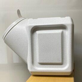 ガンマプラスチックス フードコンテナ スタッカブル 40# 容量約18kg【送料無料】