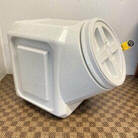 ガンマプラスチックス フードコンテナ スタッカブル60# (容量約27kg)【送料無料】