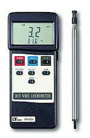 全国送料無料LUTRON社[AM-4204](ホットワイヤタイプ)熱線式風速計