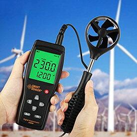 全国送料無料 SMART SENSOR社[AS856]デジタル風速計 風温測定 USBインターフェース機能 AS856
