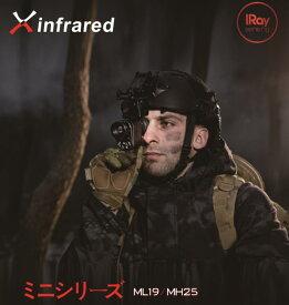 【送料無料】IRAY社 Xmini サーマルイメージング赤外線サーモグラフィ 暗視スコープ 単眼鏡 ML19