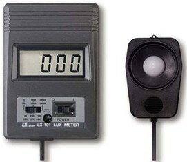 全国送料無料LUTRON社[LX-101]デジタル照度計 LX-101