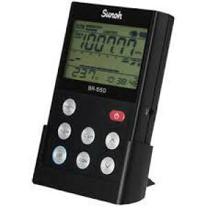 全国送料無料 高精度デジタル気圧・高度計 BR-55D