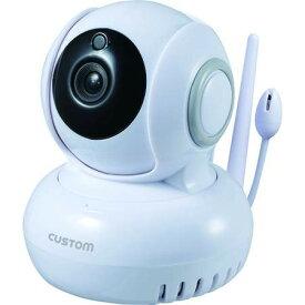 全国送料無料 カスタム 温湿度センサー付 IPカメラ IPC-02TH