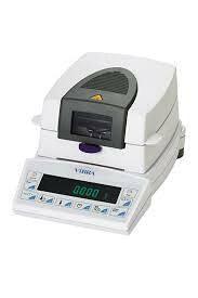 全国送料無料 新光電子 (ViBRA) ハロゲン加熱式水分計 MA-120