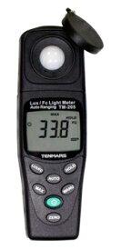 全国送料無料TENMARS社[TM-205]デジタル照度計 TM-205