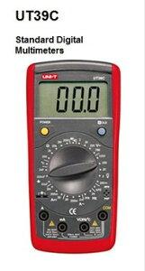 全国送料無料 UNI-T社 ■【正規代理店】[UT39C]デジタル・マルチメーター UT39C