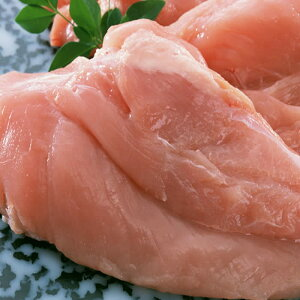 鹿児島産、宮崎産鶏ムネ2kg袋鶏むね肉/唐揚げ/チキンステーキ
