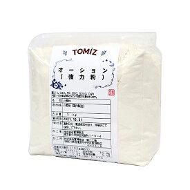 TOMIZ cuoca(富澤商店・クオカ)小麦粉 強力粉 オーション(日清製粉)/1kg 菓子パン用