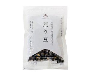 <エントリーで全品ポイント10倍!>TOMIZ cuoca(富澤商店・クオカ)丹波黒豆 煎り豆 / 80g
