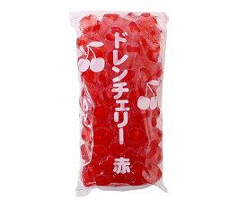 TOMIZ cuoca(富澤商店・クオカ)ドレンチェリー(赤) / 400g