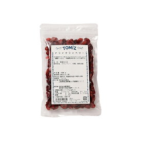 TOMIZ cuoca(富澤商店・クオカ)ドライクランベリー/100g