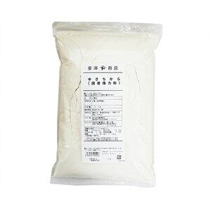 <エントリーで全品ポイント10倍!>TOMIZ cuoca(富澤商店・クオカ)小麦粉 岩手県産強力粉(ゆきちから)(東日本産業)/1kg