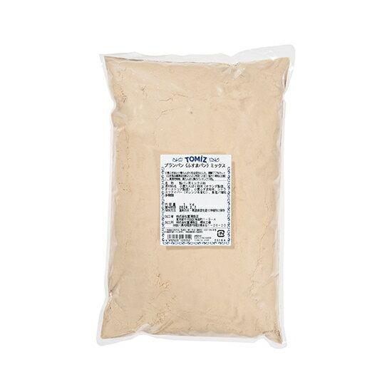TOMIZ cuoca (富澤商店 クオカ) ふすまパンミックス / 1kg パン用ミックス粉 HBミックス粉 糖質OFF ブランパン