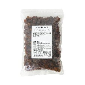 TOMIZ cuoca(富澤商店・クオカ)サンマスカットレーズン(有機栽培使用) / 500g (オイルコート無し ノンオイル)