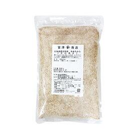 TOMIZ cuoca(富澤商店・クオカ)小麦粉 北海道産全粒粉 ゆめちから/500g 全粒粉