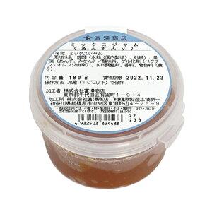 TOMIZ cuoca(富澤商店・クオカ)ミックスジャム(あんず入り) 【冷蔵便】/ 180g ジャム・スプレッド その他ジャム