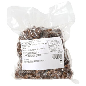 TOMIZ cuoca(富澤商店・クオカ)マロングラッセ(割れ) / 1kg 栗・芋・かぼちゃ その他栗加工品