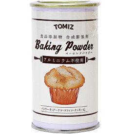 【1月は毎日!エントリーで全品ポイント10倍!!】TOMIZ cuoca(富澤商店・クオカ)ベーキングパウダー(アルミ不使用) / 100g ベーキングパウダー・膨張剤 ベーキングパウダー