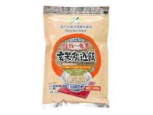 TOMIZ cuoca(富澤商店・クオカ)活性発芽 玄米炊込飯 / 400g 豆・米穀・雑穀 国産米穀