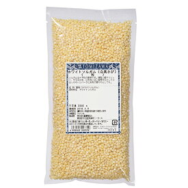 TOMIZ cuoca(富澤商店・クオカ)ホワイトソルガム(白高きび)粒 / 300g 豆・米穀・雑穀 世界の雑穀