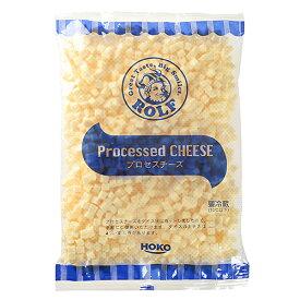 TOMIZ cuoca(富澤商店・クオカ)ロルフ ダイスカット(サイコロ)チーズ 8mm 【冷蔵便】/ 1kg チーズ類 その他チーズ