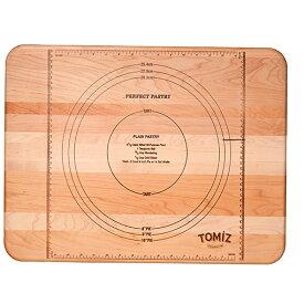 TOMIZ cuoca(富澤商店・クオカ)ペストリーボード リバーシブルモデル1390 / 1枚 伸ばす・敷く カッテングボード
