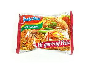 TOMIZ cuoca(富澤商店・クオカ)インスタント麺(激辛ミーゴレン) / 80g 中華とアジア食材 東南アジア食材