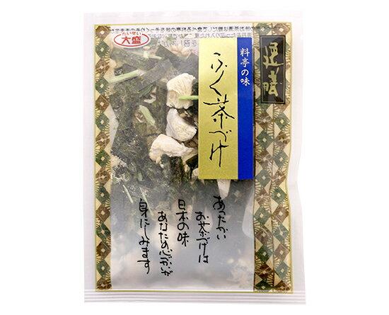 TOMIZ cuoca(富澤商店・クオカ)大盛食品 ふぐ茶漬 / 10g 和食材(加工食品・調味料) スープ・雑炊・茶漬け