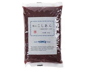 極上こしあん【冷蔵便】 / 500g あんこ・甘納豆 極上あんシリーズ TOMIZ cuoca 富澤商店 クオカ