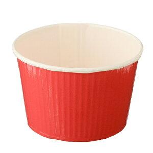 TOMIZ cuoca(富澤商店・クオカ)プリーツカップ(ルージュ) / 10枚 ベーキングカップ カップケーキ