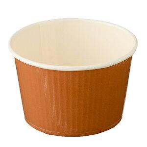 TOMIZ cuoca(富澤商店・クオカ)プリーツカップ(ブラウン) / 100枚 ベーキングカップ カップケーキ