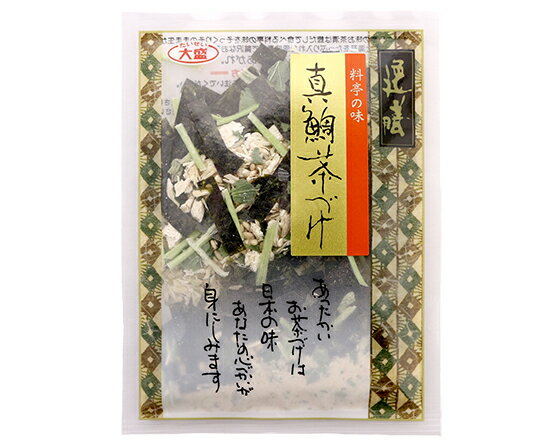 TOMIZ cuoca(富澤商店・クオカ)大盛食品 真鯛茶漬 / 10g 和食材(加工食品・調味料) スープ・雑炊・茶漬け