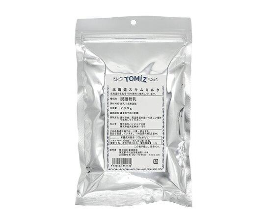 TOMIZ cuoca (富澤商店 クオカ) 北海道スキムミルク / 200g スキムミルク・乳加工品 スキムミルク
