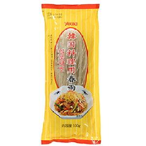TOMIZ cuoca(富澤商店・クオカ)ユウキ 韓国料理用春雨 / 100g 中華とアジア食材 東南アジア食材