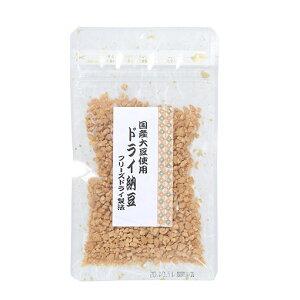 TOMIZ cuoca(富澤商店・クオカ)ドライ納豆 / 21g 和食材(加工食品・調味料) ふりかけ・佃煮・炊き込みご飯