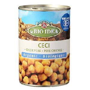 TOMIZ cuoca(富澤商店・クオカ)JAS有機ひよこ豆 / 400g 豆・米穀・雑穀 世界の豆