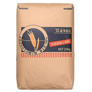 TOMIZ cuoca(富澤商店・クオカ)とみざわからの贈り物(春よ恋100%) / 25kg パン用粉(強力粉) 強力小麦粉 業務用