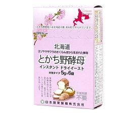 TOMIZ cuoca(富澤商店・クオカ)ニッテン とかち野酵母インスタント / 1箱(5g×6袋) 天然酵母 とかち野酵母
